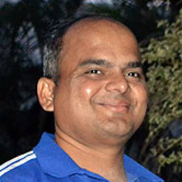 Mr. Harish Parab – Head Coach