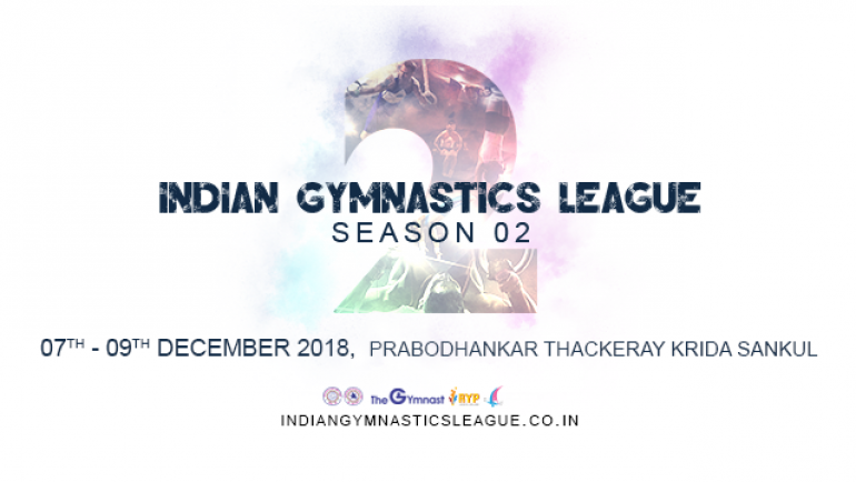 Are you Ready for Indian Gymnastics League season 02 ?
