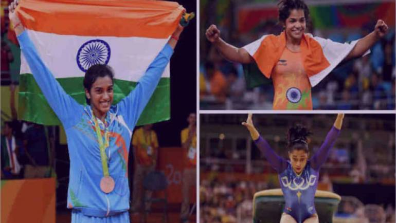 All to Dipa, Sindhu and Sakshi, what about others?