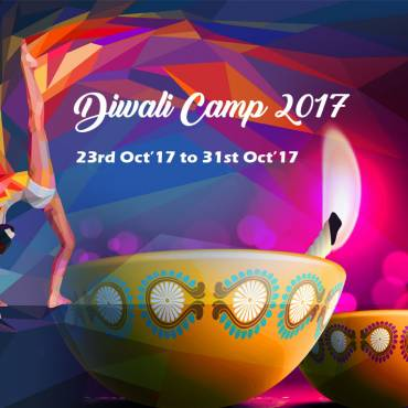 Diwali Camp 2017 – Gymnastics